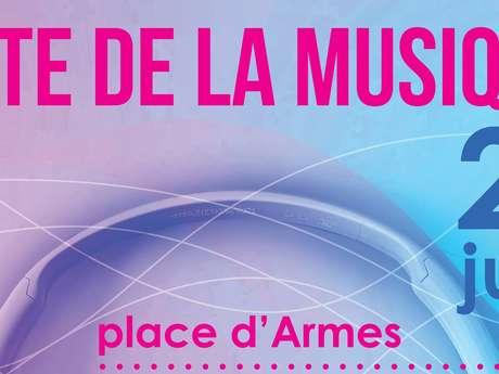 Fête de la Musique à Valenciennes