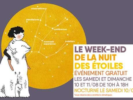 Le week-end de la Nuit des étoiles