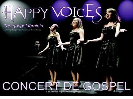 Happy Voices - Concert de Gospel