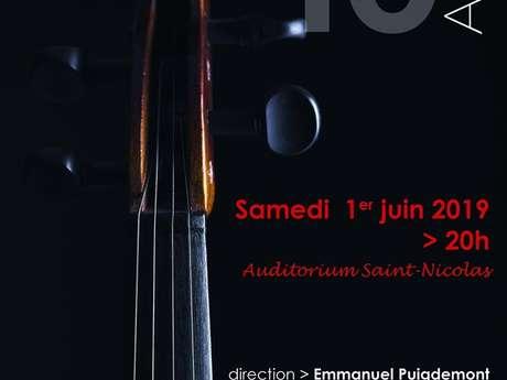 Concert Anniversaire - Allegro Passionata