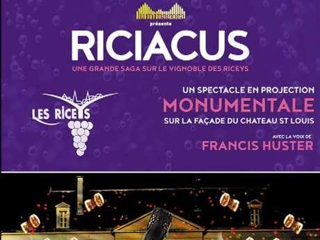 RICIACUS - GRAND SPECTACLE SON ET LUMIERE