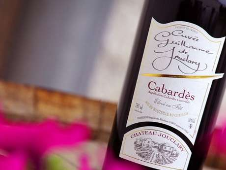 Wine tasting - Château Jouclary