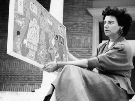 "Cinéma documentaire ""Peggy Guggenheim, la collectionneuse"""