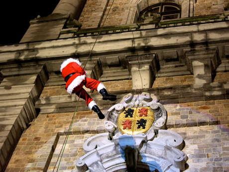Mons Coeur en Neige - Fêtons Noël au Beffroi