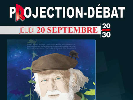 Projection- Debate / Hubert Reeves, la terre vue du coeur
