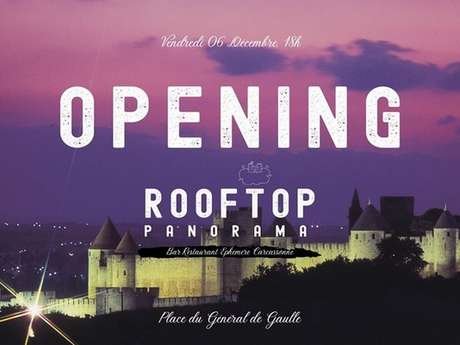 OPENING ROOFTOP PANORAMA