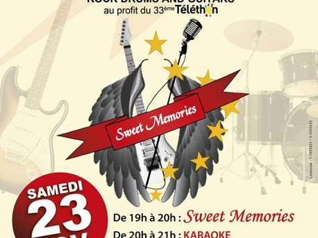 Concert Sweet Memories