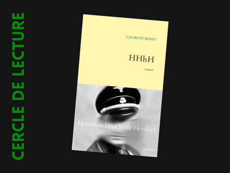 Cercle de lecture : Laurent Binet