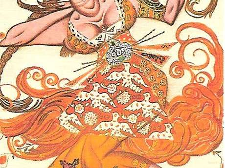 Les Belles Ecouteuses Concert - Cycle de conférences « Les Ballets russes ou une œuvre d'art total »