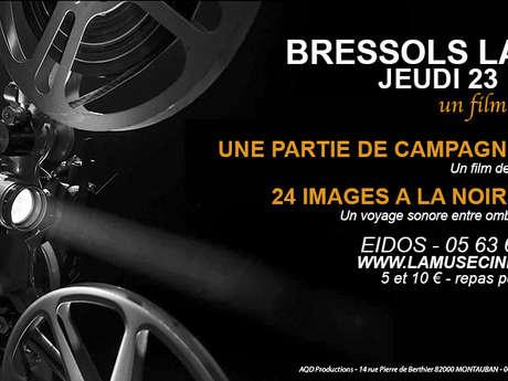 """Projection & Concert / """"Une partie de Campagne"""" et """"24 images à la noire"""""""