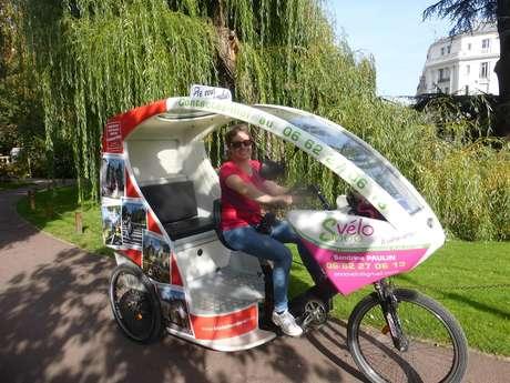 SOOOVELO Le triporteur de Blois