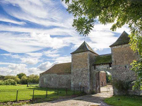 Journées du Patrimoine: la Ferme-Château de Rampemont: avant/après