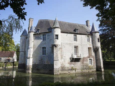 Le château de Créminil et son jardin guérisseur