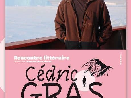 Cédric GRAS - encuentra de lectura