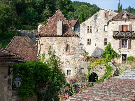 Parcours Quiz - Les détails cachés de Saint-Cirq-Lapopie