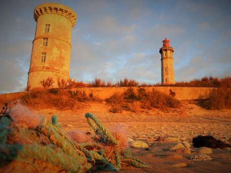 PHARE DES BALEINES ET SON MUSEE