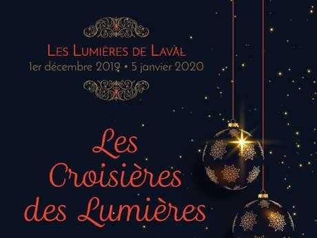 Croisières des Lumières 2019 à bord du Vallis Guidonis