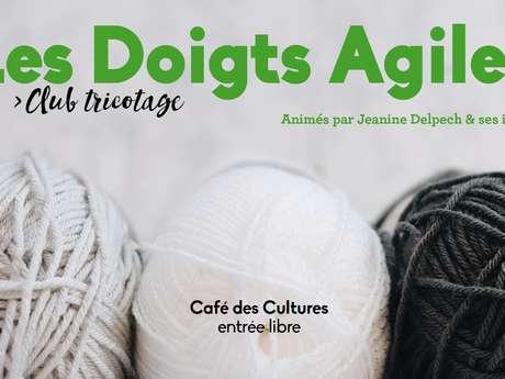 Les doigts agiles - Club de tricotage