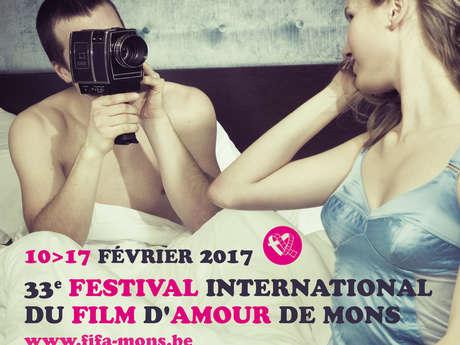 International Love Film Festival in Mons