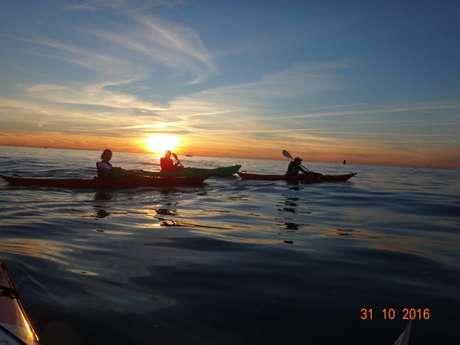 Club Kayak Granville Chausey - CKCG