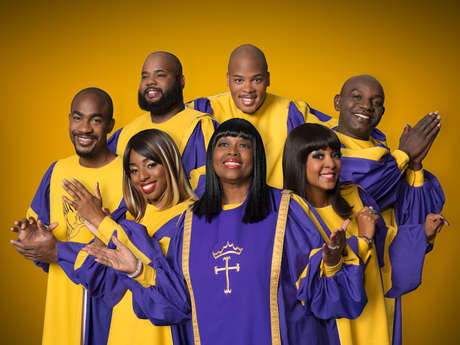 The Glory Gospel Singers da New-York