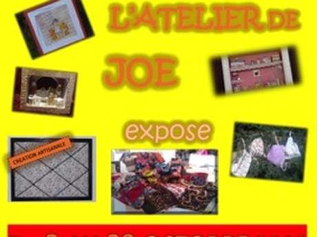 L'Atelier de Joe expose