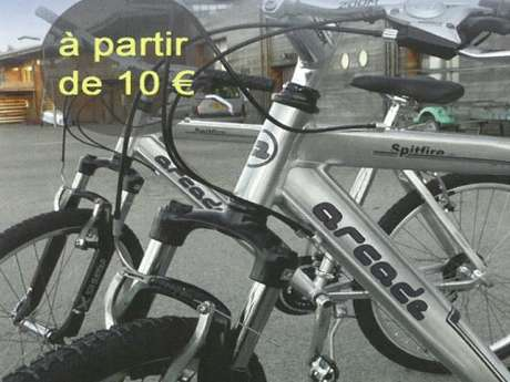 Location vélos CNA Voile
