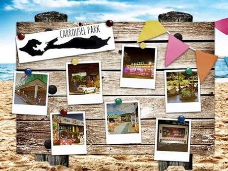 FÊTE FORAINE CARROUSEL PARK