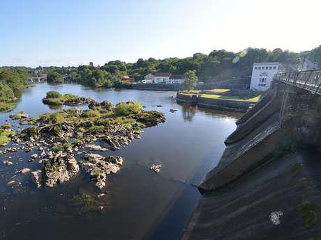 Barrage de la Roche