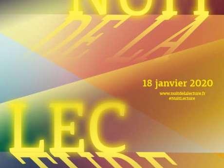 La Nuit de la Lecture à Valenciennes
