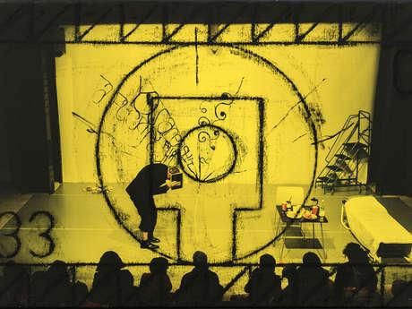 "Matt Mullican's ""Representing the Work"" exhibition"