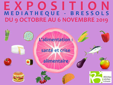 Exhibition / L'alimentation : sécurité et crise alimentaire