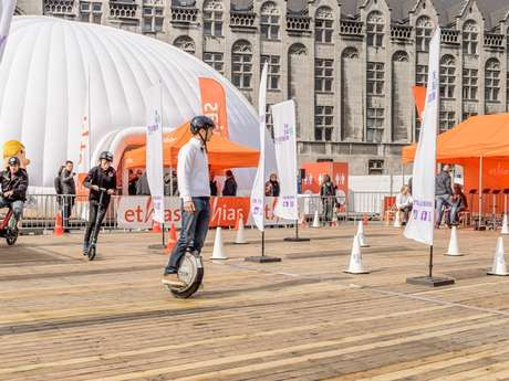"100 ans d'Ethias - ""Mobility for the future"""