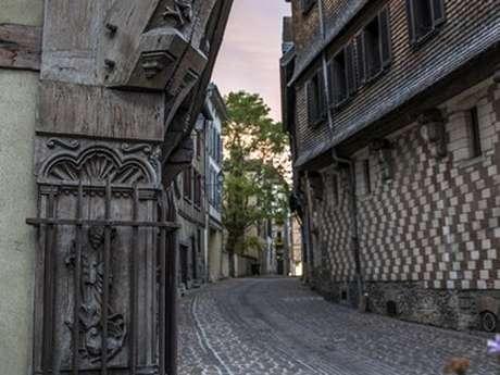 Visite thématique - Troyes Insolite
