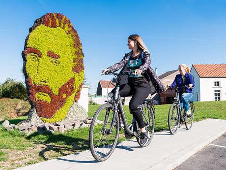 """Balade guidée """"Vhello"""" sur les traces de Van Gogh au Borinage"""