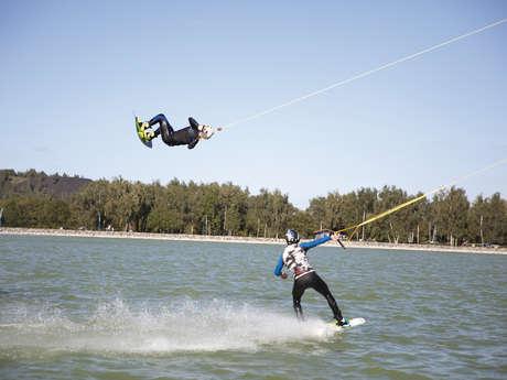 Téléski nautique, wakeboard, kneeboard - Loisinord
