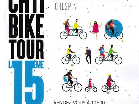 15ème B'Twin Chti Bike Tour