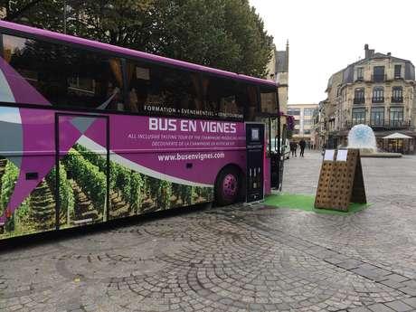 Bus en Vignes