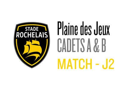 Cadets A&B : SR/Nantes