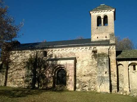 Saint-Paul Chapel in Arnave
