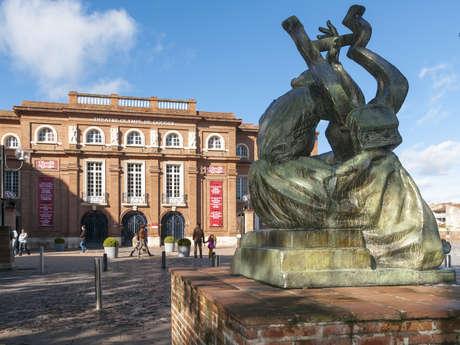 Annonce de la programmation du théâtre Olympe de Gouges