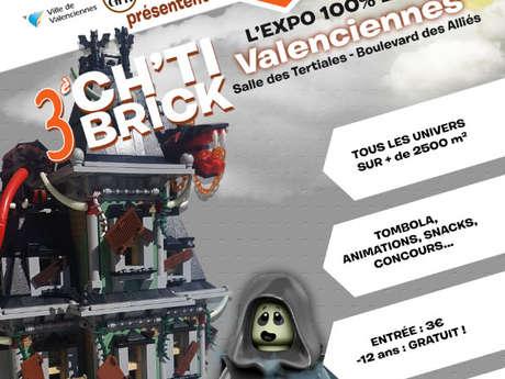 3ème Ch'ti Brick expo 100% lego