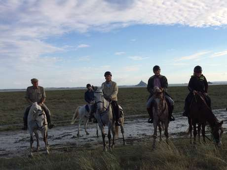 Cheval de la Lande riding centre