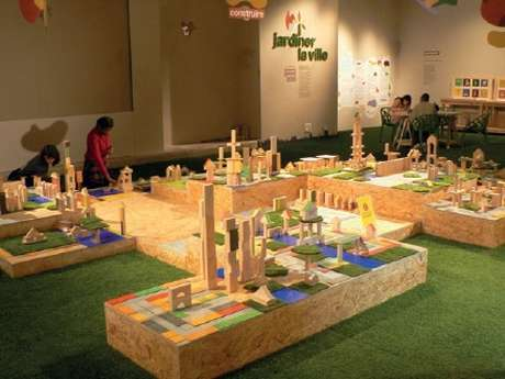 "Exposition ""Jardiner la ville"""