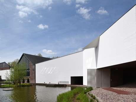 De Open Monumentendagen: Watermachine wordt het Mons Memorial Museum