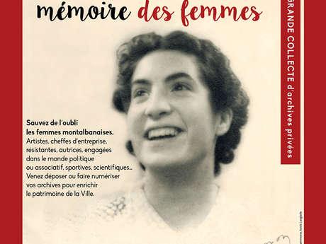 Archives de femmes, mémoire des femmes