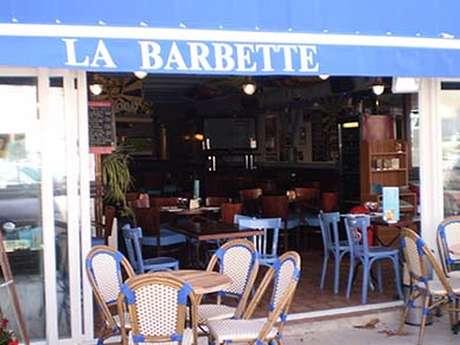 RESTAURANT LA BARBETTE