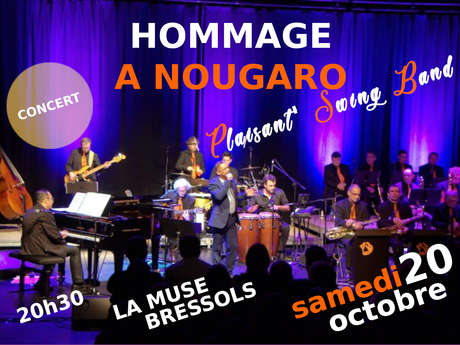 Tribute to Nougaro