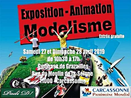 Exposition Animation Modelisme