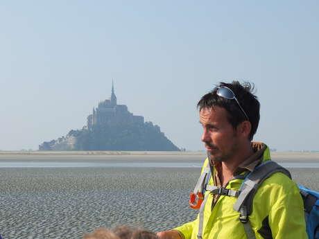 Pierre-Gilles Thouret - Guide-passeur de Saint-Michel